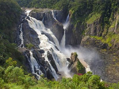 Barron Falls, Kuranda, Cairns, Queensland, Australia