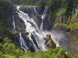Barron Falls, Kuranda, Cairns, Queensland, Australia by Peter Adams