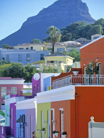 Bo-Kaap, Cape Town, South Africa by Peter Adams