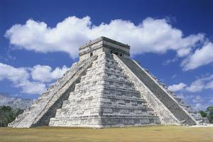 Chichen Itza in Yucatan State by Peter Adams