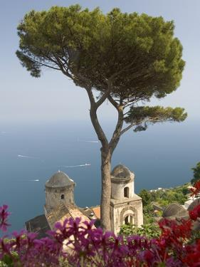 Church in Ravello by Peter Adams