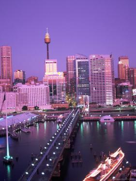 Darling Harbour, Sydney, Australia by Peter Adams