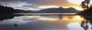 Derwent Water, Lake District, Cumbria, England by Peter Adams