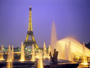 Eiffel Tower, Paris, France by Peter Adams