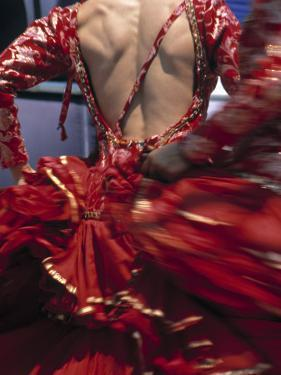 Flamenco Dancer, Seville, Andalucia, Spain by Peter Adams