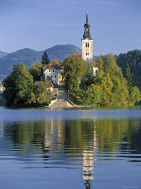 Lake Bled, Slovenia by Peter Adams