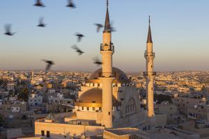 Madaba Mosque, Madaba, Jordan by Peter Adams