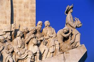Monument to the Discoveries, Lisbon, Portugal by Peter Adams