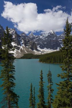 Moraine Lake, Banff National Park, Alberta, Canada by Peter Adams