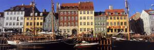Nyhavn, Copenhagen, Denmark by Peter Adams