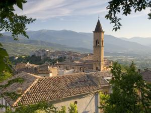 Pacentro, Nr. Sulmona, the Abruzzo, Italy by Peter Adams