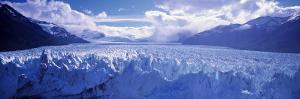 Perito Morento Glacier, Patagonia, Argentina by Peter Adams