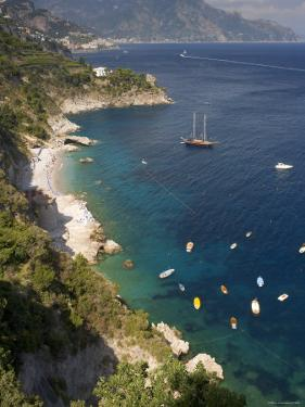 Positano, Amalfi Coast, Italy by Peter Adams