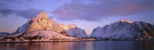 Reine, Lofoten Islands, Norway by Peter Adams
