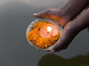 River Ganges, Kumbh Mela Festival, Allahabad, Uttar Pradesh, India by Peter Adams