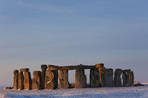 Stonehenge, Wiltshire, England by Peter Adams