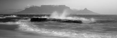 Table Mountain, Cape Town, South Africa by Peter Adams