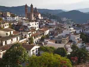 Taxco, Guerrero State, Mexico by Peter Adams