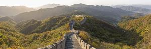 The Great Wall I by Peter Adams