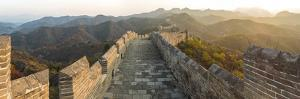 The Great Wall II by Peter Adams