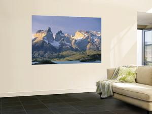 Torres Del Paine, Patagonia, Chile by Peter Adams