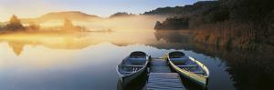 Tranquil Mist by Peter Adams