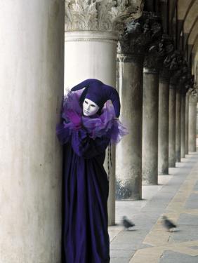 Venice Carnival, Venice, Italy by Peter Adams