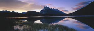 Vermillion Lake, Banff National Park, Alberta, Canada by Peter Adams
