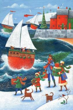 Christmas by the Sea by Peter Adderley