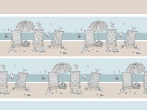 Deckchars (Variant 1) by Peter Adderley