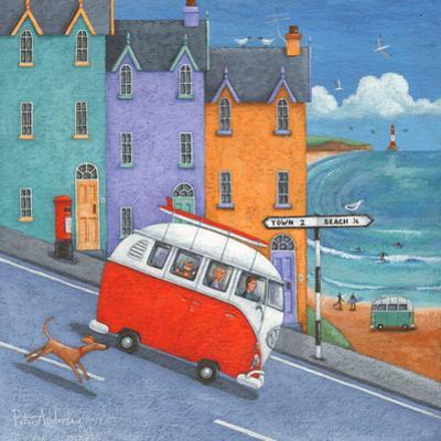 Off to the Beach by Peter Adderley