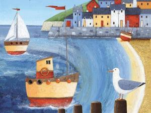 Seagull Lookout by Peter Adderley