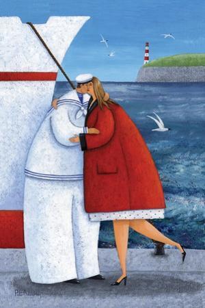 Seaside Reunion by Peter Adderley