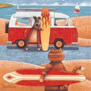 Surfing Showdown by Peter Adderley