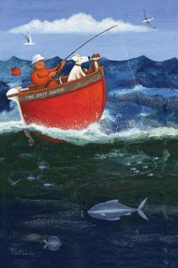 The Jolly Angler by Peter Adderley