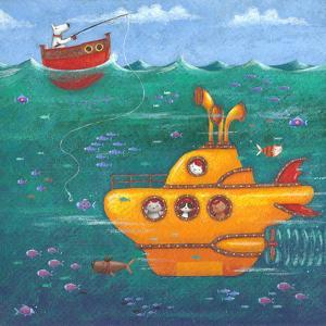 Yellow Submarine by Peter Adderley