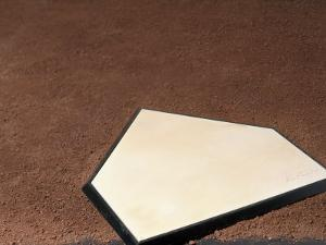 Home Plate by Peter Ardito