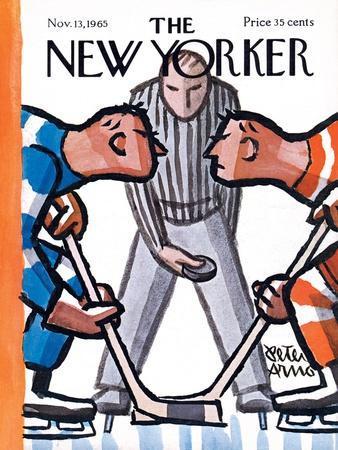The New Yorker Cover - November 13, 1965