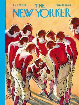 The New Yorker Cover - October 27, 1928