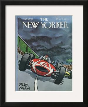 The New Yorker Cover - September 3, 1966 by Peter Arno
