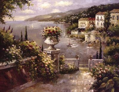 Capri Vista II by Peter Bell