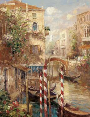 Venice Canal I by Peter Bell