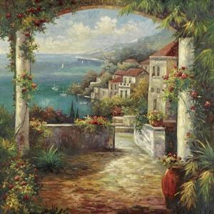 View From The Veranda by Peter Bell