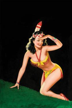 Beauty Parade Magazine; Dancin' Dynamite by Peter Driben