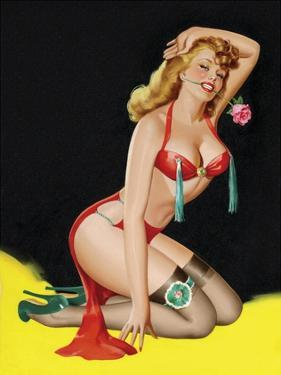 Mid-Century Pin-Ups - Beauty Parade Magazine - Rose by Peter Driben