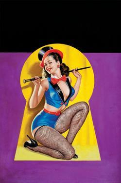 "Whisper Magazine; ""Keyhole Dancer"" by Peter Driben"