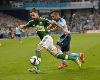 MLS: Portland Timbers at Sporting KC