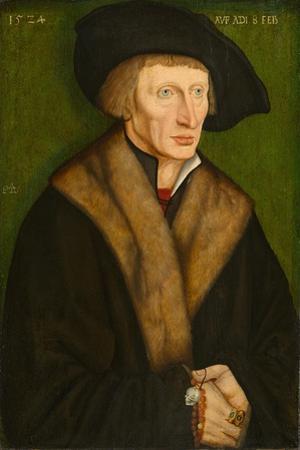 Hans Geyer, 1524 by Peter Gertner