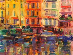 Grand Harbour, Cannes by Peter Graham