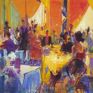 High Society, 2011 by Peter Graham
